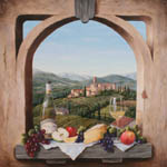 Still Life With The Castello